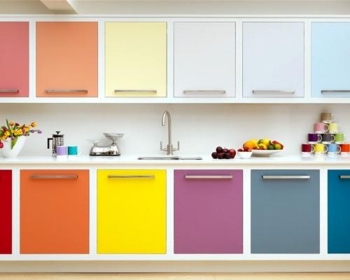 любой цвет кухни альва